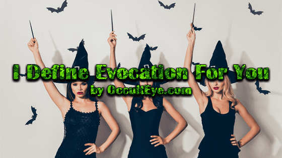 Evocation Meaning